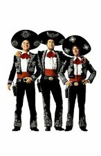 Three Amigos The Movie Poster #01 11x17 Mini Poster (28cm x43cm)
