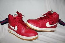 OG NIKE AIR FORCE 1 HI GYM RED BLUE WHITE GUM BOTTOM QS VINTAGE RETRO OG 11