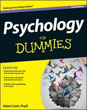 Psychology For Dummies (Paperback), 9781118603598, Cash, Adam