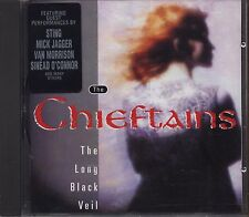 THE CHIEFTAINS - The long black veil - CD 1995 COME NUOVO UNPLAYED