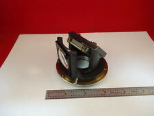 MICROSCOPE PART REICHERT ZETOPAN ILLUMINATOR LENS ASSEMBLY OPTICS AS IS #IL6-03