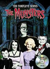 The Munsters -The Complete Series DVD, 2008, 12-Disc New Sealed Free Shipping