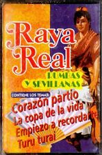 RAYA REAL - Rumbas Y Sevillanas - SPAIN CASSETTE Musical 1 / Pasarela 1998