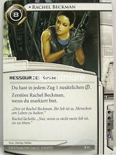 Android netrunner LCG - 1x Rachel Beckman dt. #060 - contacto inicial