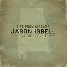 Live from Alabama [Digipak] by Jason Isbell & the 400 Unit (CD, Nov-2012,...