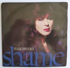 "ELKIE BROOKS - Shame, 1989 7"" Vinyl single."