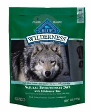 Blue Buffalo Wilderness Grain Free Dry Dog Food, Duck Recipe, 24-Pound Bag , New