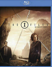 X-files, The Complete Season 7 Blu-ray New DVD! Ships Fast!