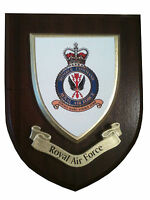 RAF Bomber Command Wall Plaque Royal Air Force Military
