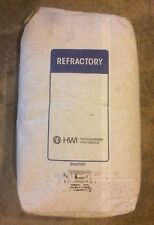10 lbs Harbison-Walker Castable Plus SILICA REFRACTORY CEMENT 2600 Degrees