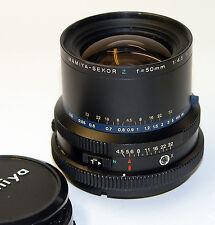 Mamiya-Sekor RZ67 Z 1:4.5/50mm W Objektiv