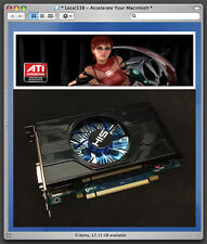 AMD Radeon HD 5770 1GB Graphics Video Card For All Apple Mac Pro 1,1-5,1 *5870