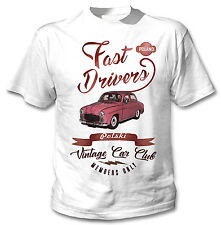 Polish syrena voiture rapide drivers-nouveau amazing graphic t-shirt s-m-l-xl - xxl