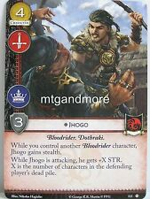 A Game of Thrones 2.0 LCG - 1x Jhogo #113 - TRUE STEEL-Second Edition