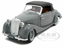 1950 MERCEDES 170S GREY 1:32 DIECAST MODEL CAR BY SIGNATURE MODELS 32375