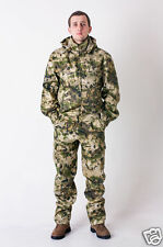 RUSSIAN ARMY MILITARY HUNTING CAMOUFLAGE CAMO BDU UNIFORM SET SUIT OAK ALL SIZES