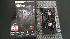 Sapphire AMD ATI Radeon R7 370 NITRO Graphics Card 4GB DDR5 OC PCI-E HDMI Dual-x