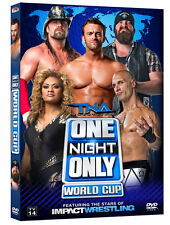Official TNA Impact Wrestling One Night Only: World Cup 2013 Event DVD