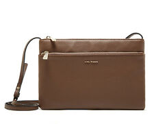NWT Mango Women Brown Shoulder Bag Messenger Crossbody Clutch Bag Handbag