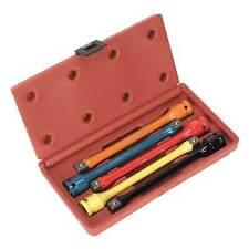 "Sealey Air/Power Tool Wheel Torque Limiting Stick Set 5pc 1/2"" SQ Drive AK2242"