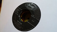 The Platters 45 Sad River/Red Sails in the Sunset Mercury 71656 Rare