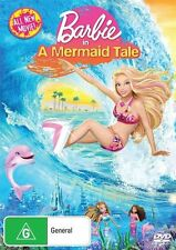 Barbie: A Mermaid Tale -  Adam L Wood DVD NEW