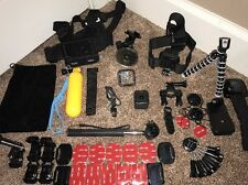 GoPro Hero4 Session Camera CHDHS-101 + Lot of Accessories (914)