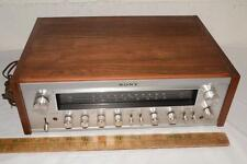 Vtg SONY STR-7065 Amplifier Amp AM/FM Stereo RECEIVER Component PLEASE READ