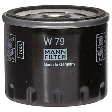 Mann Oil Filter Spin-On Bypass Vauxhall Suzuki Renault Opel Fits Nissan Dacia