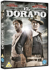 EL DORADO - DVD - REGION 2 UK