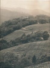 Observations From the Hillside H William Harlan Estate Signed Wine Photo History