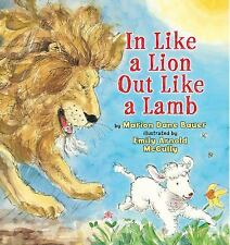 In Like a Lion Out Like a Lamb (Brand New Paperback) Marion Dane Bauer
