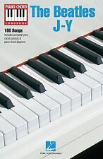 The Beatles J-Y (Piano Chord Songbooks), The Beatles, Good Book
