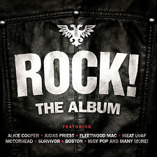 ROCK ~ NEW SEALED 3CD SET WITH BOSTON,TOTO,MOTORHEAD,KROKUS,ELO,RATT,REEF + MORE