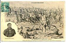 CP 08 ARDENNES - Sedan - (1er Septembre 1870) - Charge des Chasseurs d'Afrique