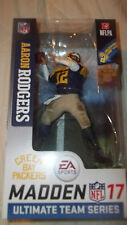 Mcfarlane Madden 17 Series 2 Aaron Rodgers Green Bay Packers Figure