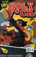 Holy F*ck #4 Main Cover Comic Book 2015 Danger Zone - Action Lab