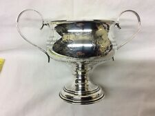 Solid Sterling Silver Presentation Trophy Cup, Birmingham 1931