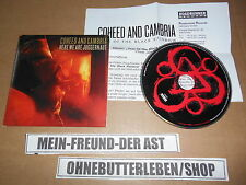 CD Metal Coheed And Cambria - Here We Are Juggernaut (1 Song) Promo ROADRUNNER