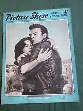 PICTURE SHOW - UK MOVIE MAGAZINE - 29 MAR 1958 - ANNA MAGNANI - RICHARD TODD