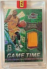 Kyrie Irving 2015-2016 Panini NSCC National Black Box Spectra 2 color Patch 1/1