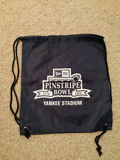 Penn State Boston College New Era Pinstripe Bowl Yankee Stadium Bag Pack Sack