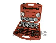 Universal Press and Pull Sleeve Kit Bearing Seal Bush Insertion Extraction Tool