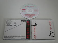 ME & THE HEAT/GAME OF POISION (INTERPHON IPCD 2034) CD ALBUM
