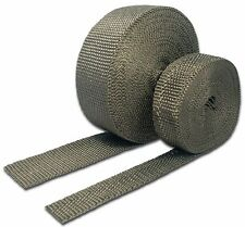 "Thermo-Tec THE11042  2"" x 50' Carbon Fiber Exhaust Wrap - Sold Individually"