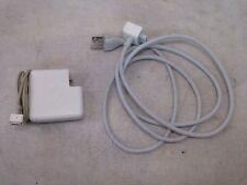 GENUINE Apple 60W MagSafe MacBook Power Adapter A1184 With Extension Cable