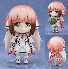 Anime Sora no Otoshimono Ikaros 4'' Cute PVC Figure Toy Nendoroid #178