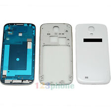 FRAME + CHASSIS + COVER FULL HOUSING FOR SAMSUNG GALAXY S4 i9505 LTE #WHITE