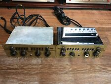 VINTAGE PAIR MCINTOSH C108 TUBE PREAMP GOOD CONDITION