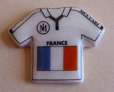 Fève pub perso du MH 2010 Multari à Nice - Coupe Monde Foot : Maillot France